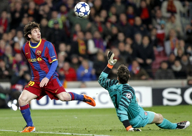 messi 1 Lionel Messi asked Cesc Fabregas about joining Arsenal before signing new Barcelona deal [Vozpopuli]