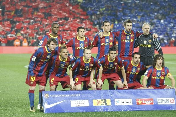 barça 2010 2011