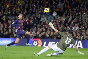 barça 4-0 espanyol pedro goal 3-0
