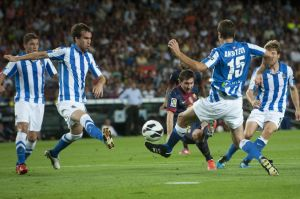 barça 5-1 real sociedad messi second goal