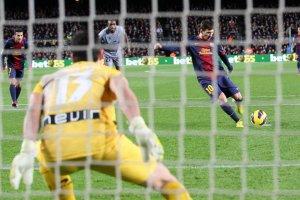 barcelona 5-1 osasuna messi penalty