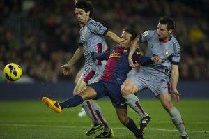 barcelona 5-1 osasuna thiago alcantara