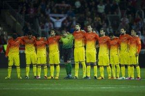 granada 1-2 barcelona lineup