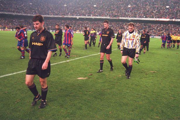 barça 4-0 man united