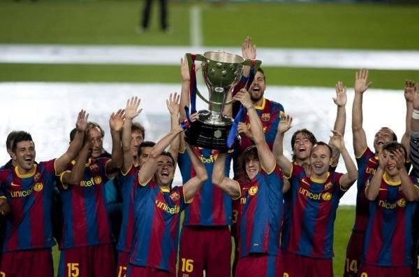 campeones barcelona 2011