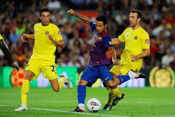 thiago goal villarreal