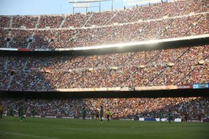 barcelona 7-0 levante camp nou