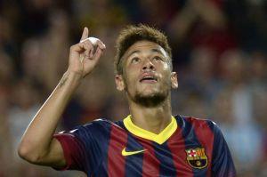 barcelona 4-1 valladolid neymar gol 2013