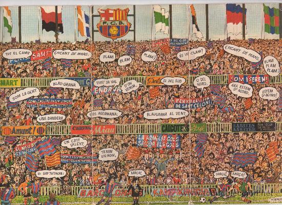 Barça Barça Barça