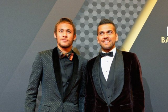 Neymar Alves Fifa awards 2013