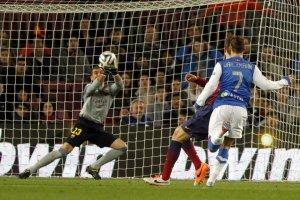 Barça 2-0 Real Sociedad Pinto save Griezmann 2014