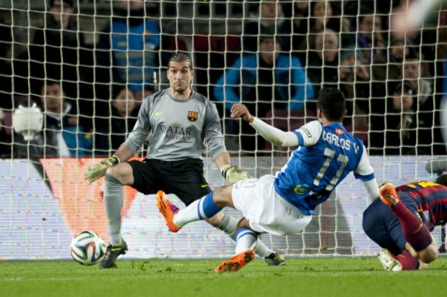 Barça 2-0 Real Sociedad Pinto Vela Mascherano 2014