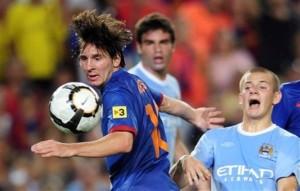 Lionel Messi, Vladimir Weiss
