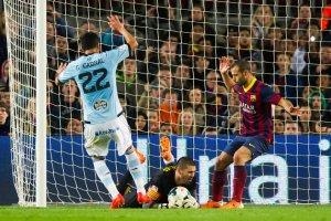 Barça 3-0 Celta Valdés injured