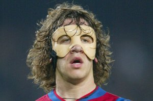 puyol facemask