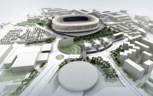 New Camp Nou Espai Barça