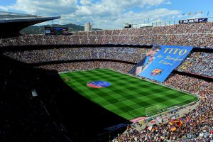 Barça 2-2 Getafe Tito Per Sempre Etern 2014