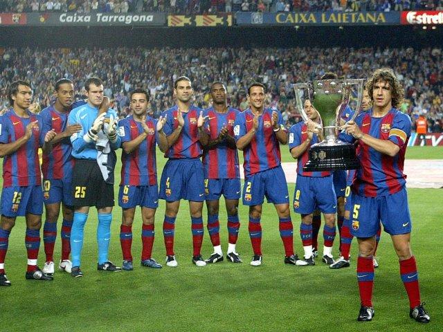 Puyol liga 2005