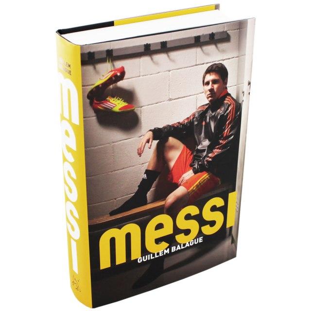 Messi book