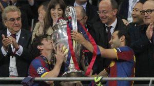 Messi Mascherano 2011