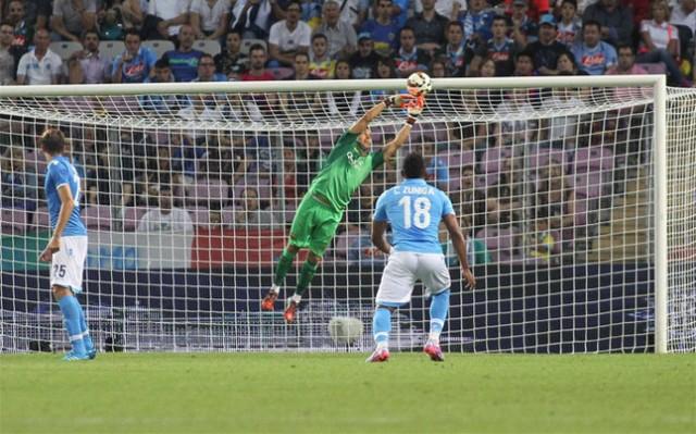 Bravo mistake Napoli