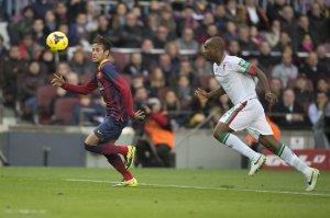 Barça 4-0 Granada Neymar 2013