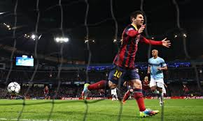 Messi man city 2014