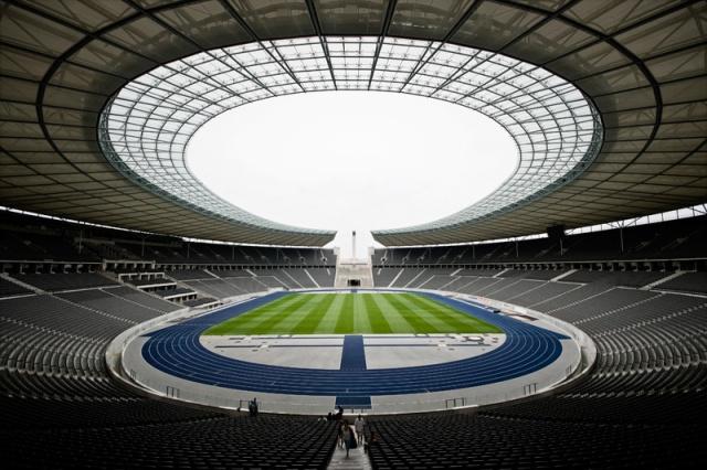 Olympiastadion Berlin (C) Marcel Wenzel info@aktuellekamera.de