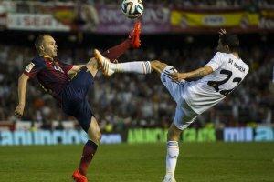 Real Madrid Barça 2014