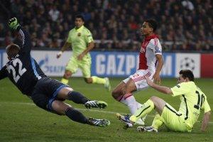 Ajax 0-2 Barça Messi scores second goal (#71) 2014