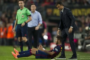 Barça 0-1 Celta Luis Enrique Neymar 2014