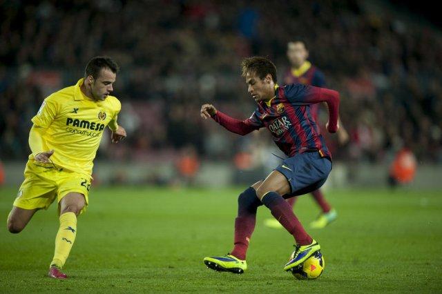 Barça 2-1 Villarreal Neymar 2013