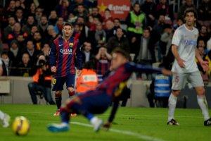 Barça 3-1 Atletico Neymar goal 2015
