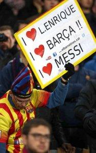 I love Barça