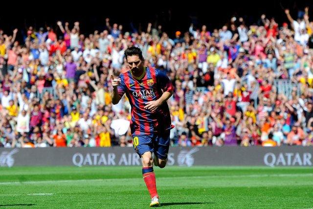 Messi 2014