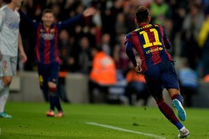 Neymar Messi atletico 2015