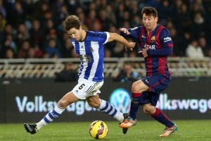 Real Sociedad 1-0 Barça Messi 2015