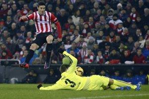 Athletic 2-5 Barça Piqué 2015