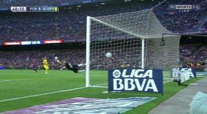 Barça 6-0 Getafe Suarez goal 2015