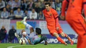 Celta 0-1 Barça Messi 2015