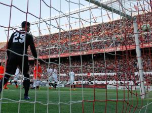 Sevilla 2-2 Barça Neymar goal 2015