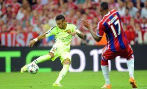 Bayern 3-2 Barça Neymar second goal 2015
