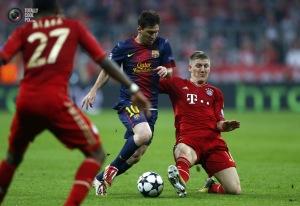 Bayern Barça