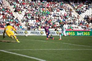 Cordoba 0-8 Barça Suarez hat trick goal 2015