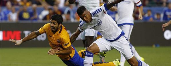 Chelsea Barça 2015
